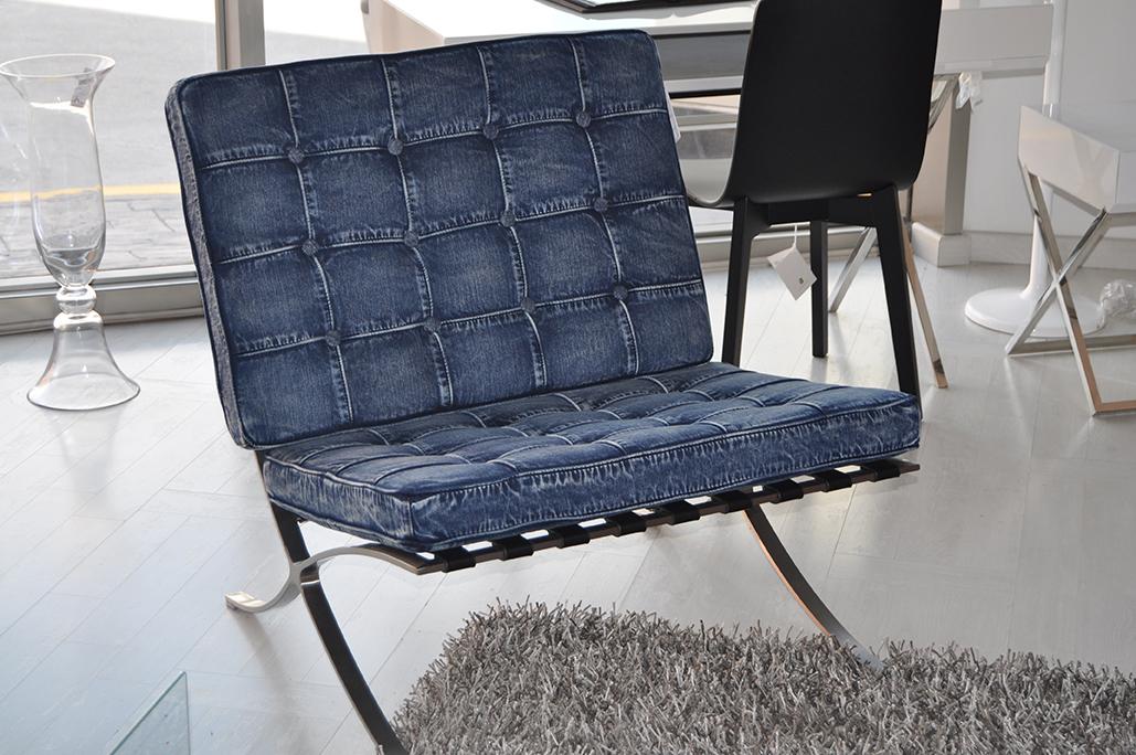 La silla barcelona arte y dise o en tu sal n casa for Sillas salon diseno